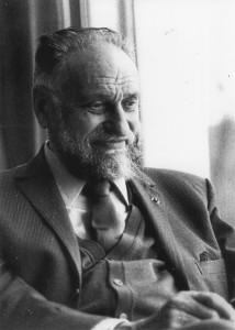 Pierre Boiteau agé