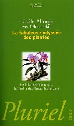 La fabuleuse odysée des plantes